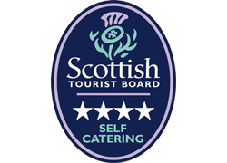 Shandonbank Cottage is Self-Catering accommodation and has been awarded 4 stars by the Scottish Tourist Board.